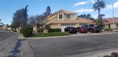 Henderson Single Family Home For Sale: 395 Discovery Court