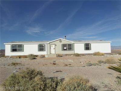 Manufactured Home For Sale: 4900 Weddle Way