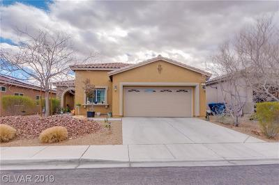 Las Vegas Single Family Home For Sale: 7205 Summer Air Avenue