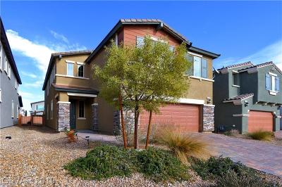 Las Vegas Single Family Home For Sale: 8630 Tortoise Canyon Court