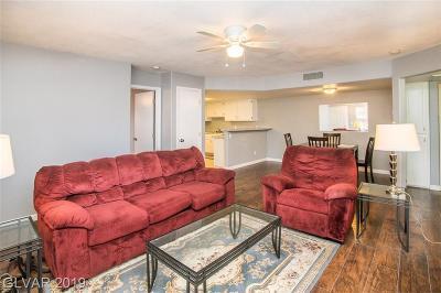 Las Vegas Condo/Townhouse For Sale: 3450 Erva Street #104
