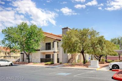 Henderson Condo/Townhouse For Sale: 1575 Warm Springs Road #1622