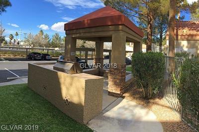 Condo/Townhouse For Sale: 3145 Flamingo Road #2066