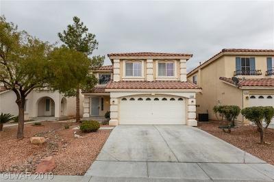 Las Vegas Single Family Home For Sale: 7546 Spindrift Tide Court