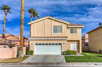 Las Vegas Single Family Home For Sale: 317 Beethoven Street