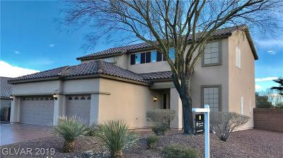 Single Family Home For Sale: 5861 Ponderosa Verde Place