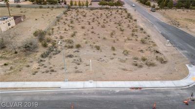 Las Vegas Residential Lots & Land For Sale: Bonita Vista Street
