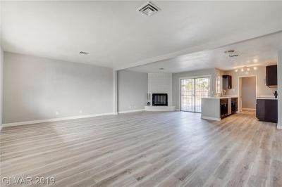 Las Vegas Single Family Home For Sale: 3616 Bonanza Road