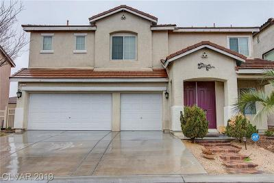 North Las Vegas Single Family Home For Sale: 925 Vegas Palm Avenue
