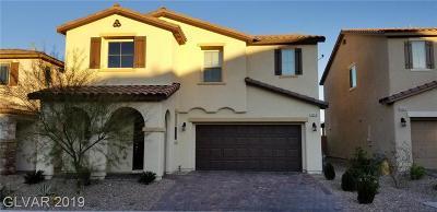 Las Vegas Single Family Home For Sale: 8058 Ponderosa Hill Street