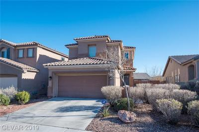 Las Vegas Single Family Home For Sale: 11705 Kings Arms Lane