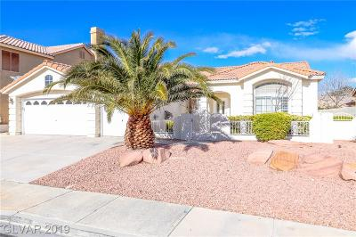 Las Vegas Single Family Home For Sale: 7904 Magnolia Glen Avenue