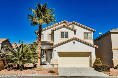 Las Vegas Single Family Home For Sale: 9146 Rushing Wind Avenue