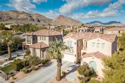 Single Family Home For Sale: 11508 Snow Creek Avenue