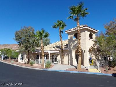 Boulder City Residential Lots & Land For Sale: 850 Sparrow Way