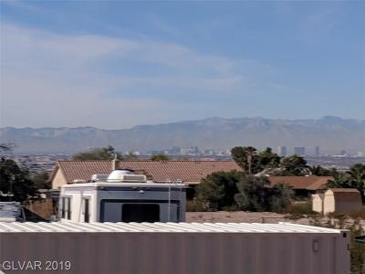 Las Vegas, Boulder City, Henderson Residential Lots & Land For Sale: Racetrack Rd