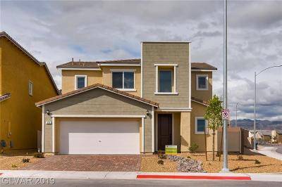 North Las Vegas Single Family Home For Sale: 328 Baxters Bay Street