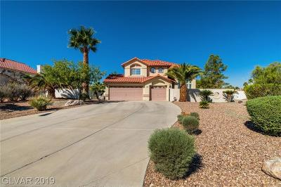 Las Vegas NV Single Family Home Under Contract - No Show: $399,999