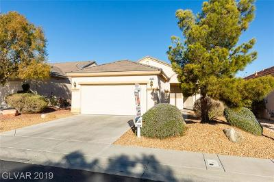 Henderson Single Family Home For Sale: 1848 Eagle Mesa Avenue