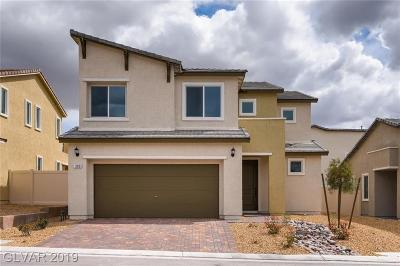 North Las Vegas Single Family Home For Sale: 309 Baxters Bay Street