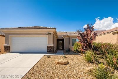 North Las Vegas Single Family Home For Sale: 7505 Lintwhite Street
