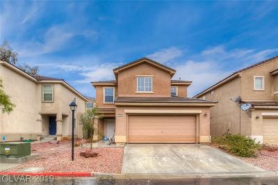 North Las Vegas Single Family Home For Sale: 4009 Warm Hearted Court