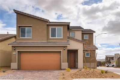North Las Vegas Single Family Home For Sale: 301 Coldwell Station Road