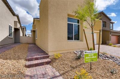North Las Vegas Single Family Home For Sale: 305 Coldwell Station Road