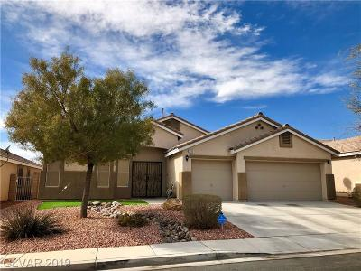 Las Vegas Single Family Home For Sale: 7121 Longhorn Cattle Street