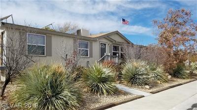 Las Vegas Single Family Home For Sale: 6424 Gladiolus Court