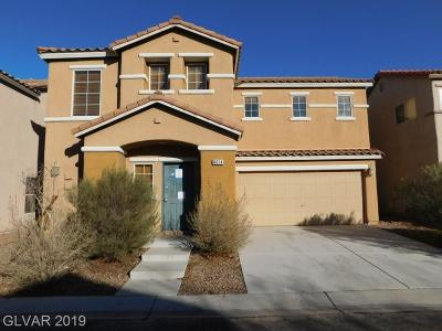 Las Vegas Single Family Home For Sale: 8014 Flower Seeds Street