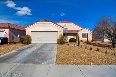 North Las Vegas Single Family Home For Sale: 2602 Lava Rock Avenue