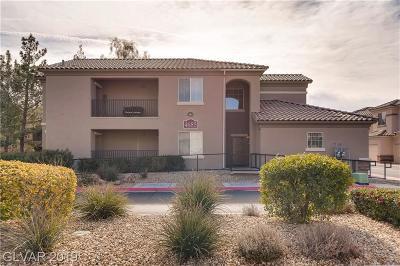 North Las Vegas NV Condo/Townhouse For Sale: $206,000