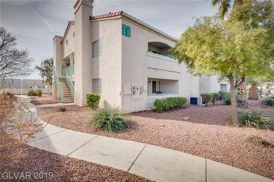 Las Vegas Condo/Townhouse For Sale: 2725 Nellis Boulevard #1195