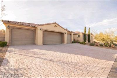 Las Vegas Single Family Home For Sale: 8935 Gagnier Boulevard