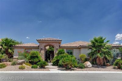 Las Vegas Single Family Home For Sale: 6104 Kings Brook Court