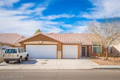 Las Vegas Single Family Home For Sale: 1683 Tangerine Rose Drive