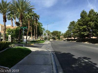 Las Vegas Condo/Townhouse For Sale: 3151 Soaring Gulls Drive #2034