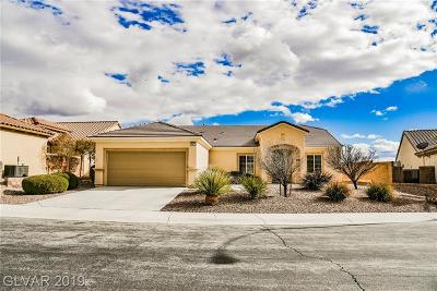 Henderson Single Family Home For Sale: 2373 Aztec Ruin Way