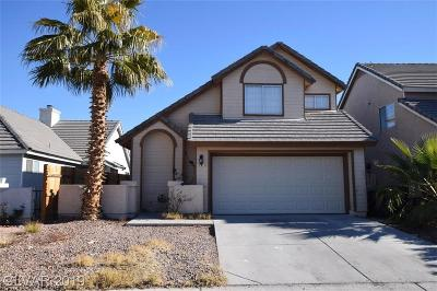 Henderson Single Family Home For Sale: 378 El Pico Drive