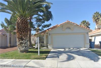 Las Vegas NV Single Family Home For Sale: $244,900