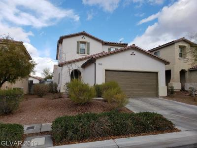 Las Vegas Single Family Home For Sale: 6646 Painted Morning Avenue