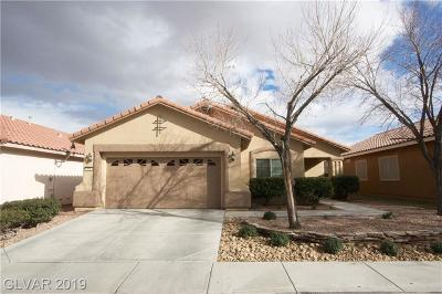Las Vegas Single Family Home For Sale: 912 Royal Plum Lane