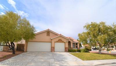 Las Vegas Single Family Home For Sale: 8861 Park Plaza Court