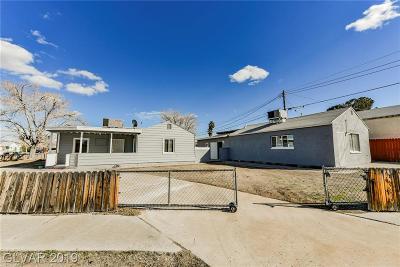 Henderson Single Family Home For Sale: 101 Beech Street