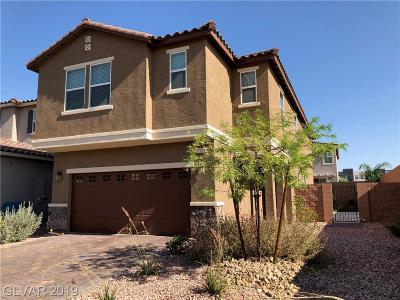Las Vegas Single Family Home For Sale: 9164 Verdugo Ridge Court
