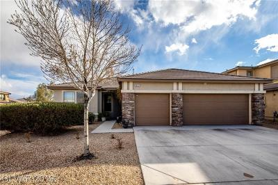 North Las Vegas Single Family Home For Sale: 1917 Barrow Glen Court