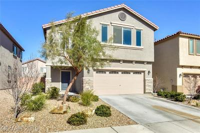 Las Vegas Single Family Home For Sale: 8668 West Agate Avenue