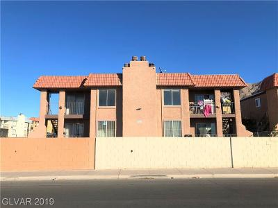 Las Vegas Multi Family Home For Sale: 2161 Exeter Drive