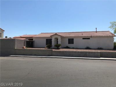 Las Vegas Single Family Home For Sale: 9330 Island Dawn Street